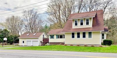Penfield Single Family Home A-Active: 1671 Harris Road