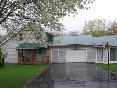 Genesee County Single Family Home U-Under Contract: 6570 West Sweden Road