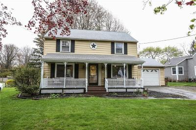 Webster Single Family Home U-Under Contract: 1100 Webster Road