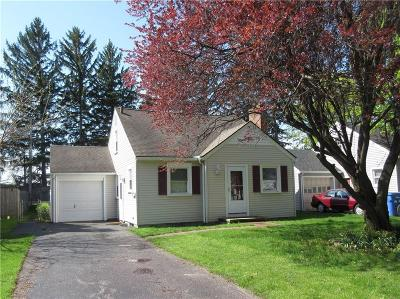 Monroe County Single Family Home U-Under Contract: 27 Dewain Street