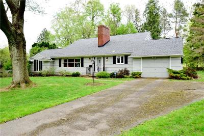 Pittsford Single Family Home For Sale: 51 Kilbourn Road
