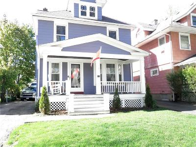 Rochester Single Family Home Active Under Contract: 215 Albemarle Street