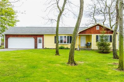 Genesee County Single Family Home U-Under Contract: 6973 Ivison Road