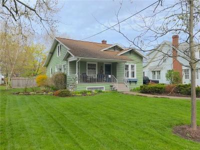 Single Family Home A-Active: 50 North Brook Street