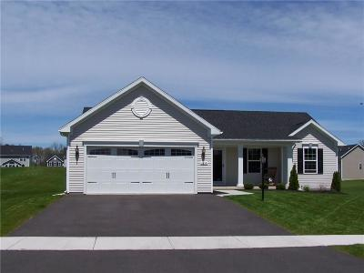 Penfield Single Family Home A-Active: 114 Stoneledge Way