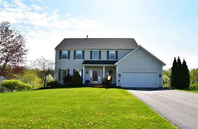 Fairport NY Single Family Home A-Active: $289,900