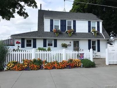 Niagara County Single Family Home A-Active: 5619 West Bluff