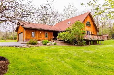 Canandaigua, Canandaigua-city, Canandaigua-town Single Family Home For Sale: 4824 County Road 16