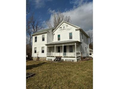 Genoa Single Family Home For Sale: 8627 State Route 90