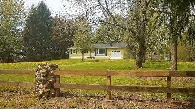 Albion Single Family Home U-Under Contract: 16007 Creek Road