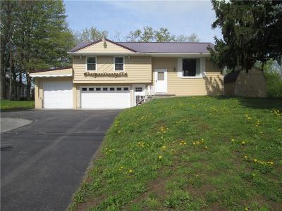 Monroe County Single Family Home A-Active: 2509 Manitou Road