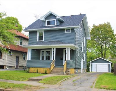 Rochester NY Single Family Home A-Active: $139,900
