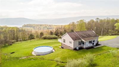 Naples Single Family Home U-Under Contract: 5712 State Route 21
