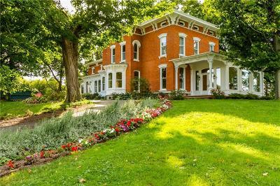 Single Family Home A-Active: 11698 Ridge Road