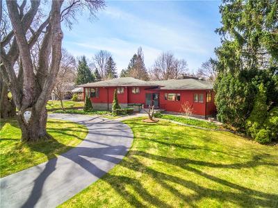 Monroe County Single Family Home A-Active: 3715 East Avenue