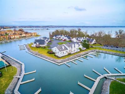 Canandaigua, Canandaigua-city, Canandaigua-town Condo/Townhouse Active Under Contract: 106 Yacht Club Drive