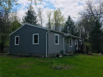 Gorham Single Family Home For Sale: 5195 County Road 11