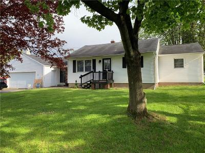 Seneca Falls Single Family Home A-Active: 3056 East Bayard Street Extension