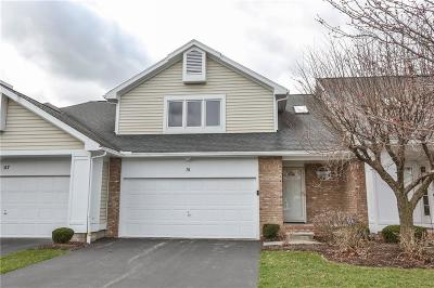 Pittsford Condo/Townhouse A-Active: 51 Old Settlers Drive