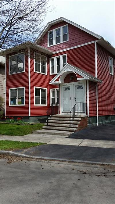 Rochester Multi Family 2-4 C-Continue Show: 72 Hinsdale Street