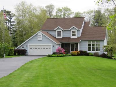 Spencerport NY Single Family Home A-Active: $237,500