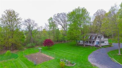 Single Family Home For Sale: 4999 Wyffels Road