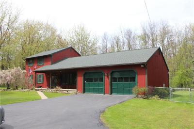 Webster NY Single Family Home A-Active: $259,900