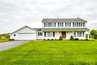 Macedon Single Family Home A-Active: 4270 Cream Ridge Road