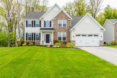 Penfield Single Family Home A-Active: 64 Willow Bridge