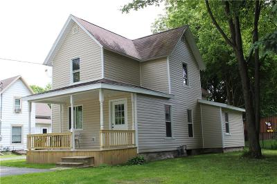 Perry Single Family Home For Sale: 152 Main Street