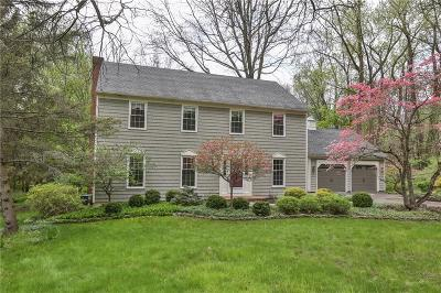 Pittsford Single Family Home For Sale: 23 Old Lyme Road