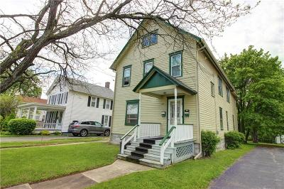 Multi Family 2-4 U-Under Contract: 255 West North Street
