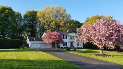 Pittsford Single Family Home For Sale: 6 Larwood Drive