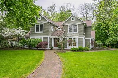Pittsford Single Family Home For Sale: 63 S Main Street