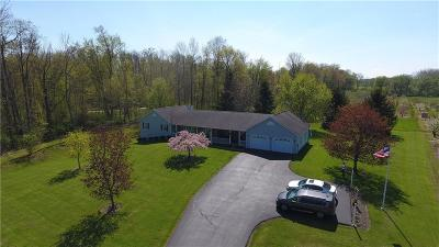 Williamson Single Family Home A-Active: 6017 State Route 21
