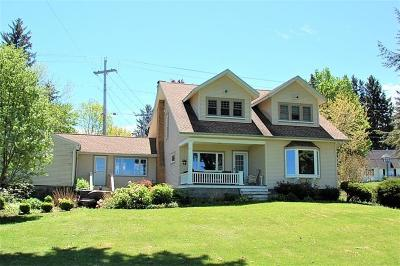 Chautauqua County Single Family Home For Sale: 248 & 246 W Summit Street