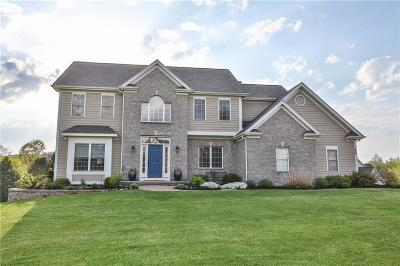Victor Single Family Home A-Active: 54 Cobble Creek Road