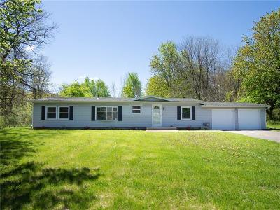 Monroe County Single Family Home A-Active: 6085 Brockport Spencerport Road #R