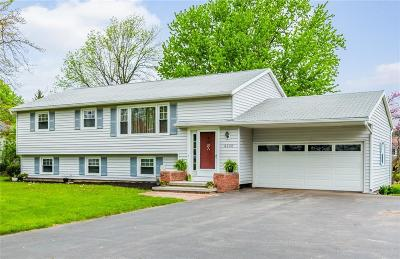 Monroe County Single Family Home A-Active: 6338 Brockport Spencerport Road