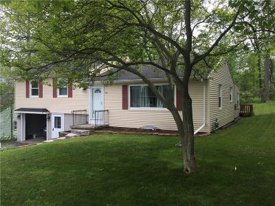 Single Family Home For Sale: 718 Colonial Drive