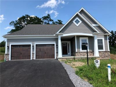 Pittsford Single Family Home For Sale: 14 Aden