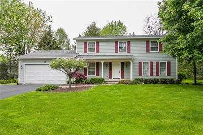 Chili Single Family Home For Sale: 87 Stover Road