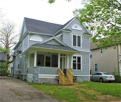 Rochester Multi Family 2-4 A-Active: 151 Kenwood Avenue