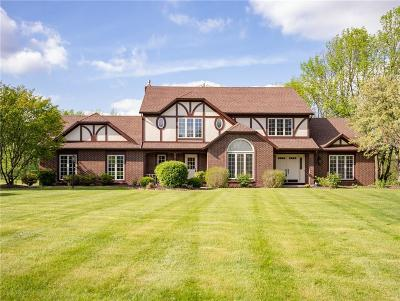 Pittsford Single Family Home Active Under Contract: 5 Turtle Creek
