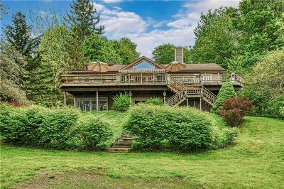Ashville, Bemus Point, Cassadaga, Celoron, Chautauqua Institution, Findley Lake, Lakewood, Mayville Single Family Home For Sale: 4635 Sunset Bay Drive