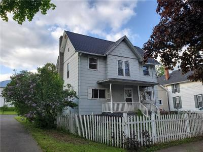 Genesee County Single Family Home A-Active: 38 Myrtle Street