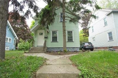 Rochester Single Family Home For Sale: 667 Flower City Park