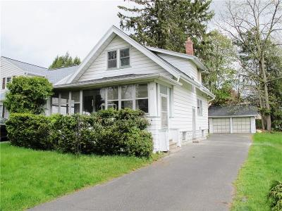 Rochester Single Family Home A-Active: 58 Dumont Street