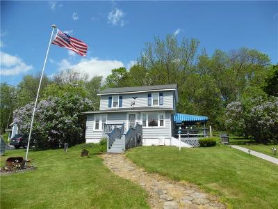 Bemus Point NY Single Family Home For Sale: $225,000