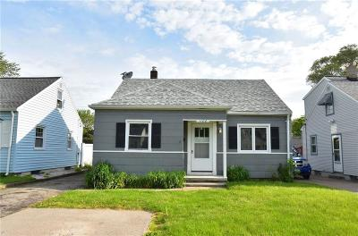 Monroe County Single Family Home A-Active: 1100 Britton Road